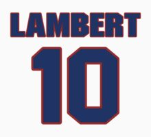 National Hockey player Denny Lambert jersey 10 by imsport