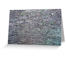 Organised rubble Greeting Card