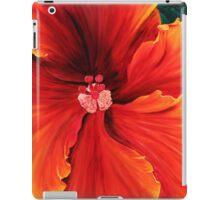Hibiscus by Melinda Cummings iPad Case/Skin