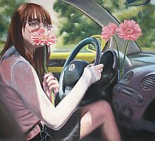 """Drive My Car"" by Alice McMahon"