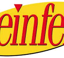 Seinfeld Logo by maddytees