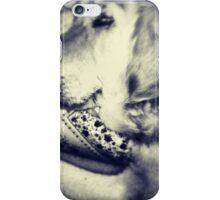 Sleeping day iPhone Case/Skin