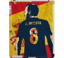Iniesta  iPad Case/Skin