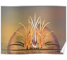An Abstract Still Life Poster