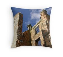 Grand History Throw Pillow