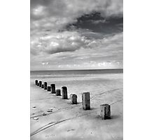beachscape #3 Photographic Print
