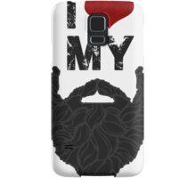 I Love My Beard Samsung Galaxy Case/Skin