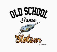 Oldschool game Slotcar Unisex T-Shirt