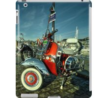 Barbican Scooter  iPad Case/Skin