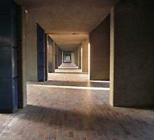 corridors by Janis Read-Walters