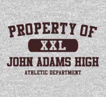 John Adams High Athletics - Dark by trevorbrayall