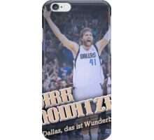 Nowitzki iPhone Case/Skin