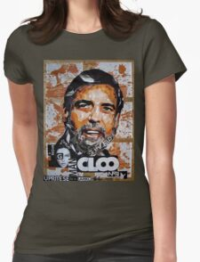George Clooney Womens Fitted T-Shirt