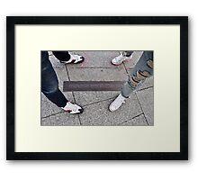 Berlin Wall 2014 Framed Print