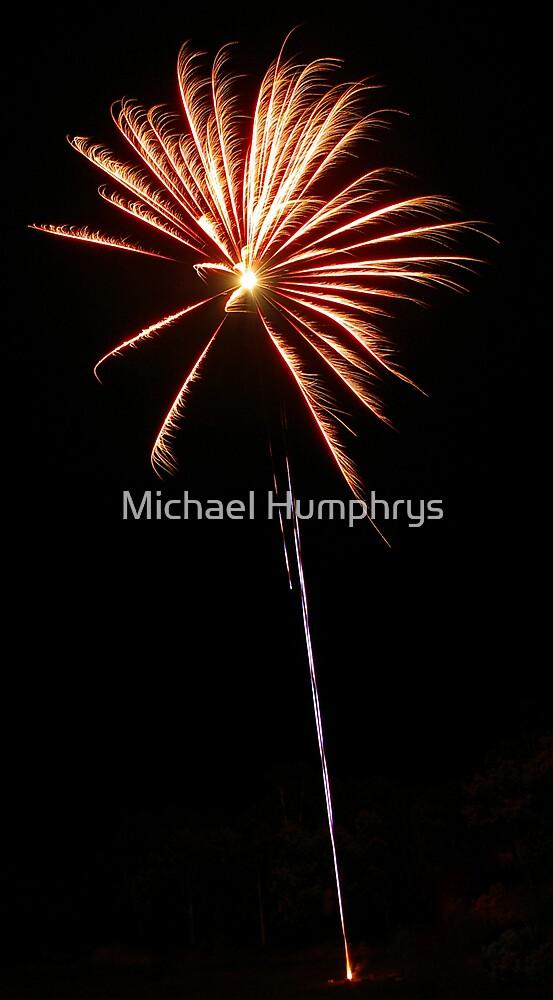 Carol's Fireworks @ Mount Barker by Michael Humphrys