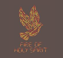 Fire of the Holy Spirit by Peiling