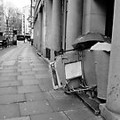 Neglect - Homeless in London by Rhys Herbert