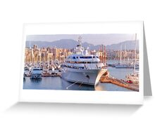 Lady Moura (Majorca) Greeting Card