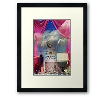 Moulin Rogue Framed Print
