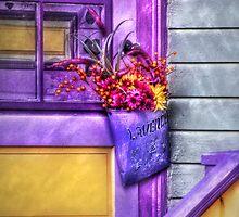 Lavender by Mike  Savad