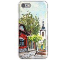 Szentendre 01 iPhone Case/Skin