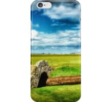 St Andrews Golf Course iPhone Case/Skin
