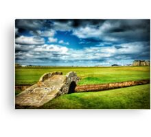 St Andrews Golf Course Canvas Print