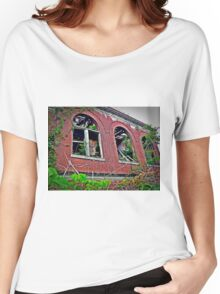 Three Arches Women's Relaxed Fit T-Shirt