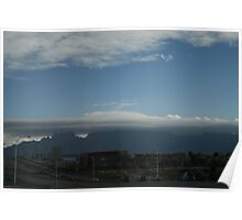 The Cloud That Ate The Organ Mountains Poster