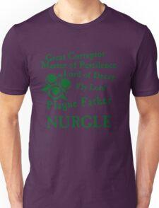 Nurgle, the Plague Father Green Unisex T-Shirt