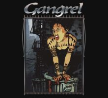 Revised: Gangrel by TheOnyxPath