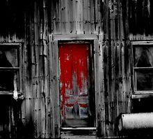 The Red Door by DJ Fortune