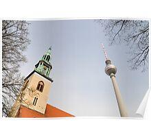Alexanderplatz Poster Poster
