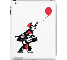 Balloon Apes iPad Case/Skin