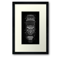 BOSS 302 Engine Framed Print