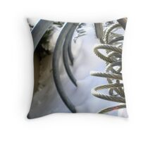 chained up Throw Pillow