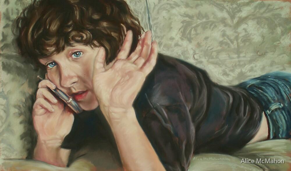 """Hello, Goodbye"" by Alice McMahon"