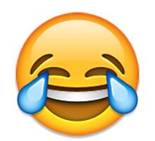 Emoji Crying With Laughter Face by assorted