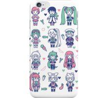 Vocaloid Mix iPhone Case/Skin