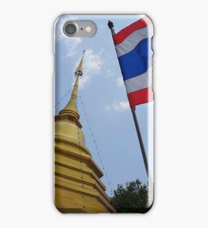 Chang Mai Thailand Flag iPhone Case/Skin