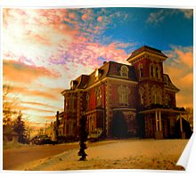 Mansion  Poster
