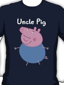 Uncle Pig T-Shirt