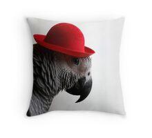 My hat Throw Pillow