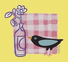 Breakfast with the Bird Kids Clothes