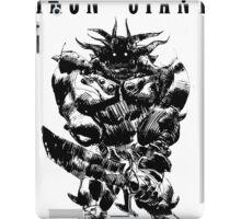 Iron Giant Final Fantasy iPad Case/Skin