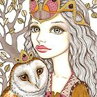 Sisterhood of the white owl by tanyabond
