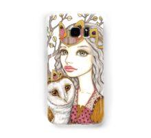 Sisterhood of the white owl Samsung Galaxy Case/Skin