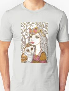 Sisterhood of the white owl T-Shirt