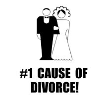 Cause Of Divorce by TheBestStore