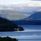 Loch Awe by WatscapePhoto